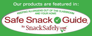 Snack Safely PNG